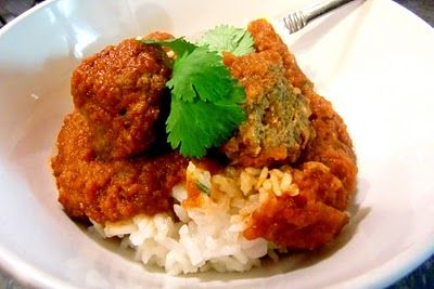 ... : Delicious Recipes for the Home Cook.: Slow Cooker Mexican Meatballs