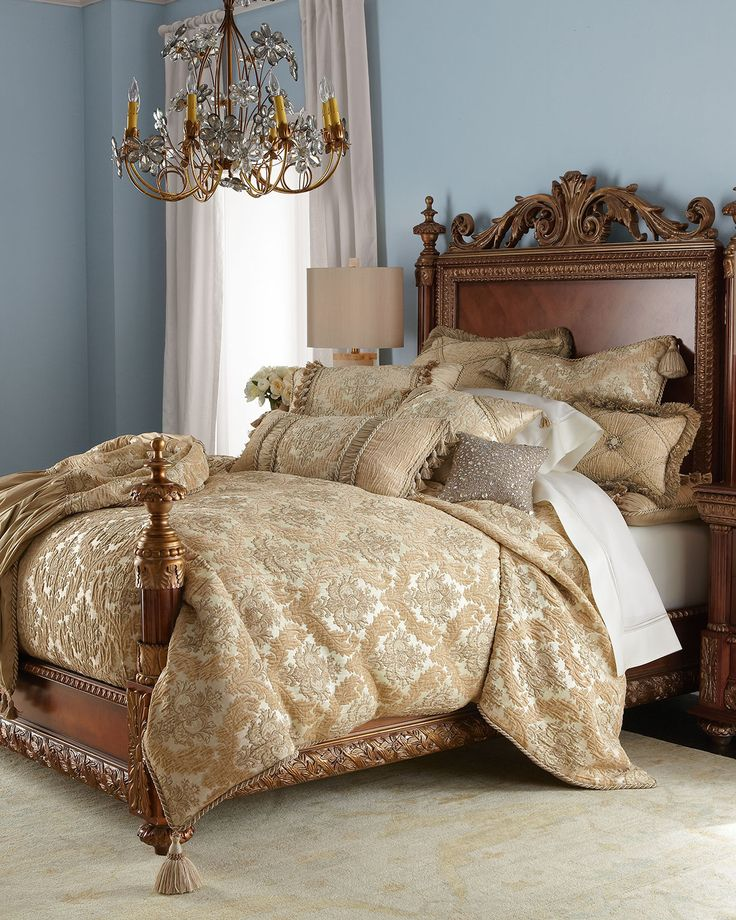 Bellissimo Bedroom Furniture Horchow French Chateaus