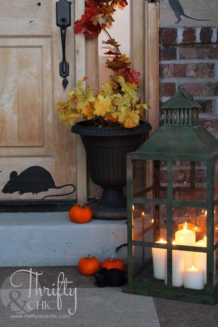 Halloween Decorating Ideas Halloween Pinterest