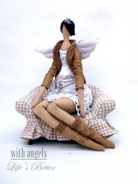 ♥ жизнь лучше с ангелами ♥