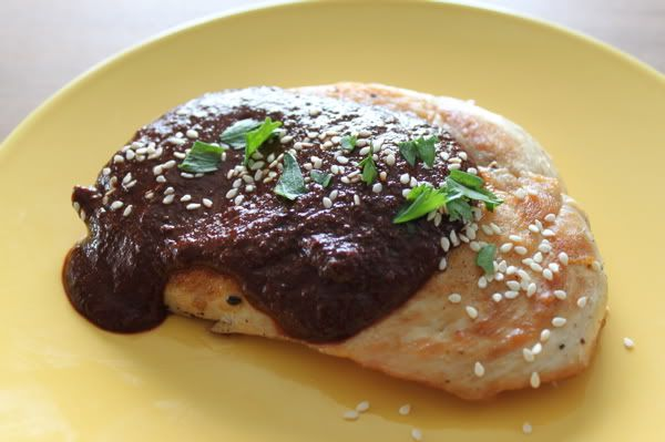 Mexican Mole Sauce | Wheat Belly/Paleo | Pinterest