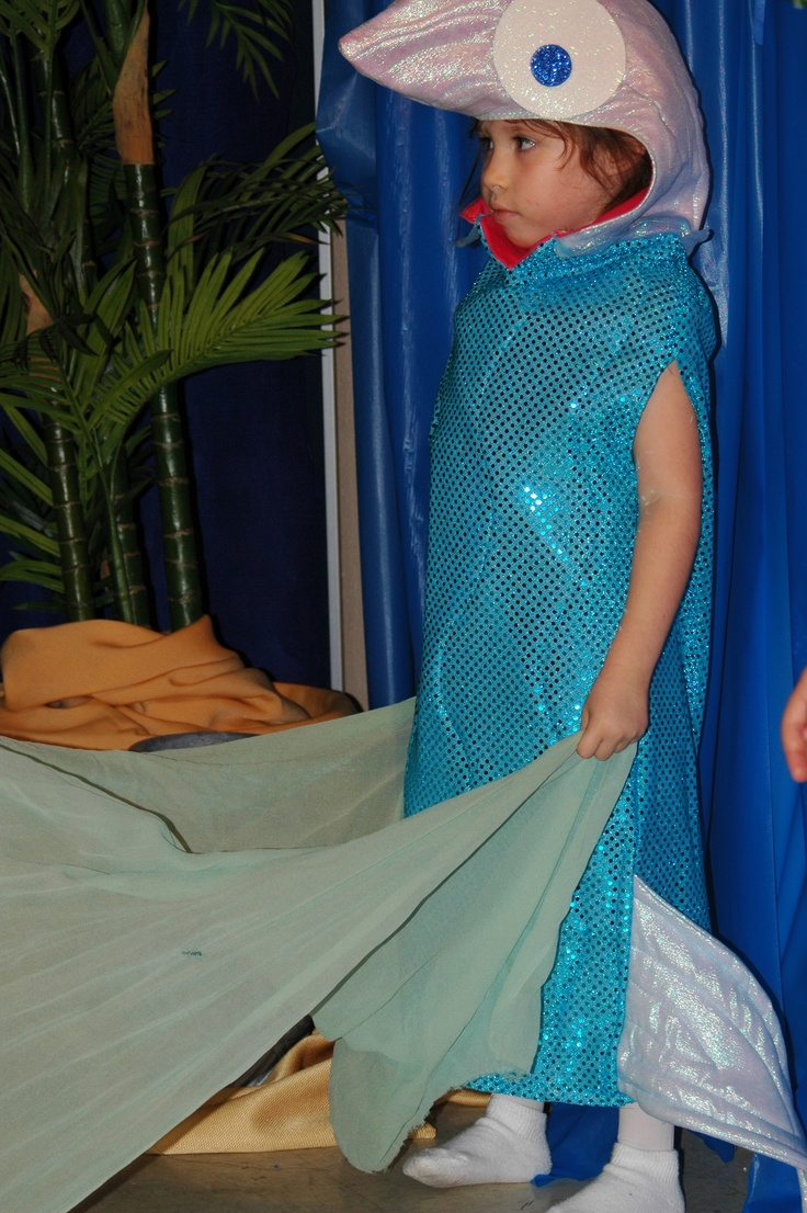 Pin by diane peterson zimmer on under the sea costume for Fish head costume