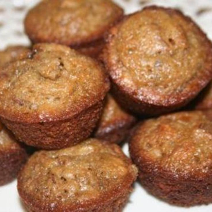 Mini Pecan Pie Muffins Recipe | Just A Pinch Recipes