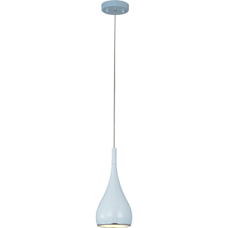 Teardrop 1 Light Pendant
