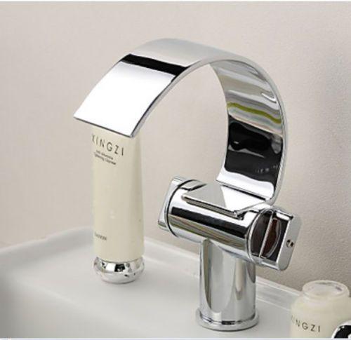 Brilliant 1050mm Rigid Beech Wood Bathroom Vanity Unit With Chrome Handles And