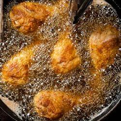 Skillet Fried Chicken | Recipes - Chicken | Pinterest