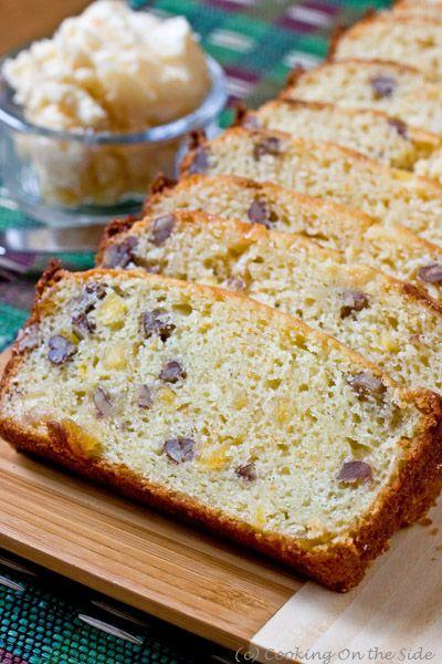 Orange Mango Nut Bread | Breads | Pinterest