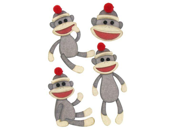 clip art sock monkey free rh playmasters info clipart sock monkey free Sock Monkey Coloring Pages