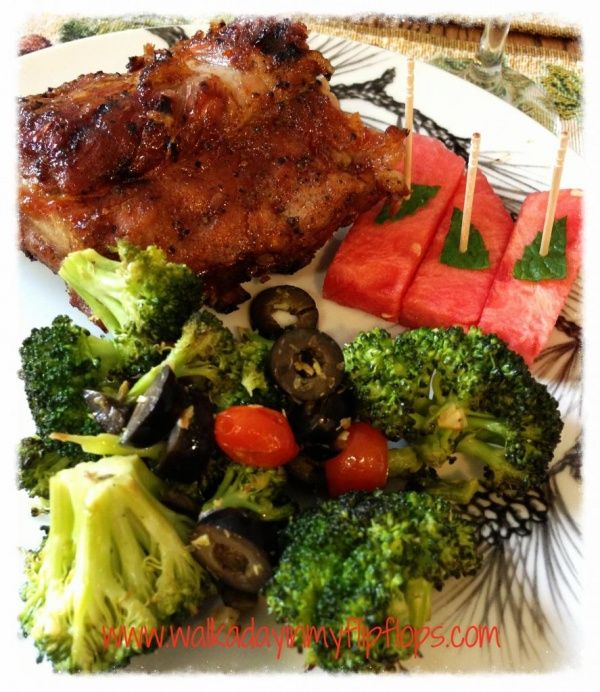 Mediterranean Broccoli | Vegetable Dishes | Pinterest