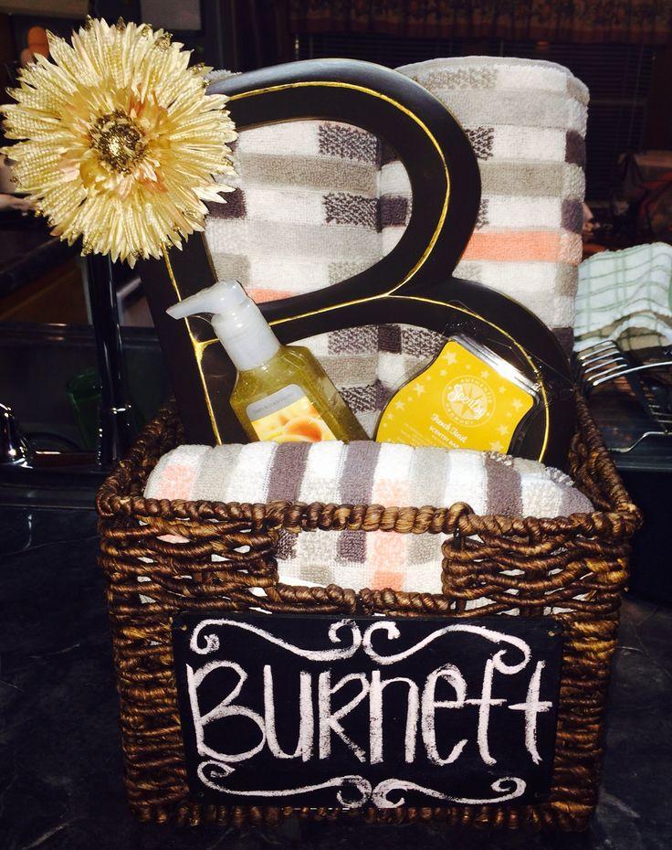 Wedding Shower Gift Ideas Pinterest : Bridal Shower gift idea! Gifts & More Pinterest