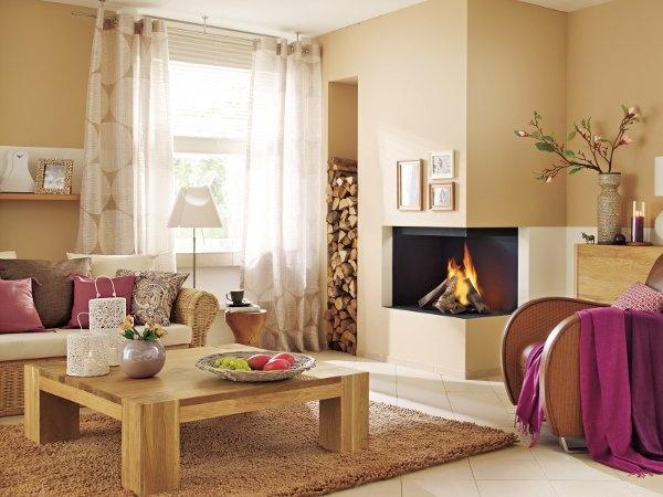 Herbstliche Wohnungseinrichtung Homedesign Pinterest
