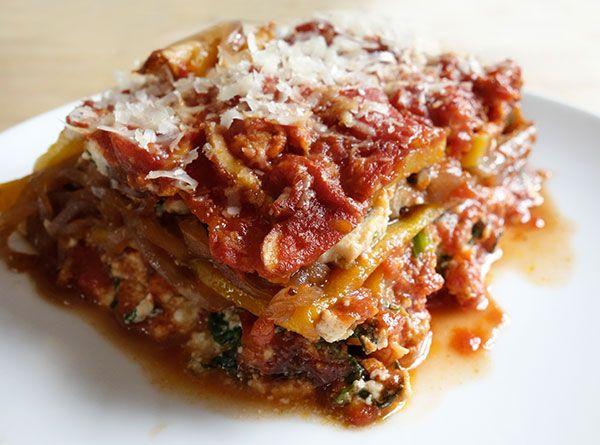 Gluten Free Lasagna | Recipe