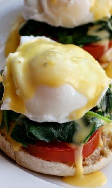 Eggs Florentine | Recipe