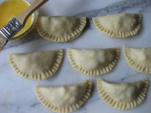 Empanada dough recipe. I'll be using and reusing this. Same dough ...
