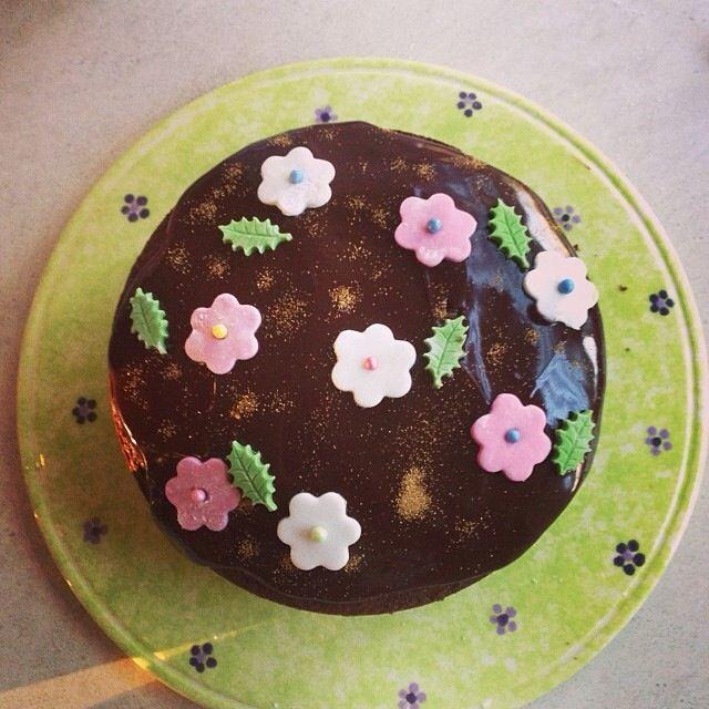 Mary Berry Chocolate Fudge Cake