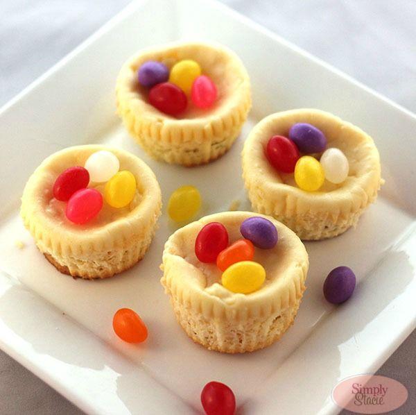 Mini Easter Cheesecake | Recipe