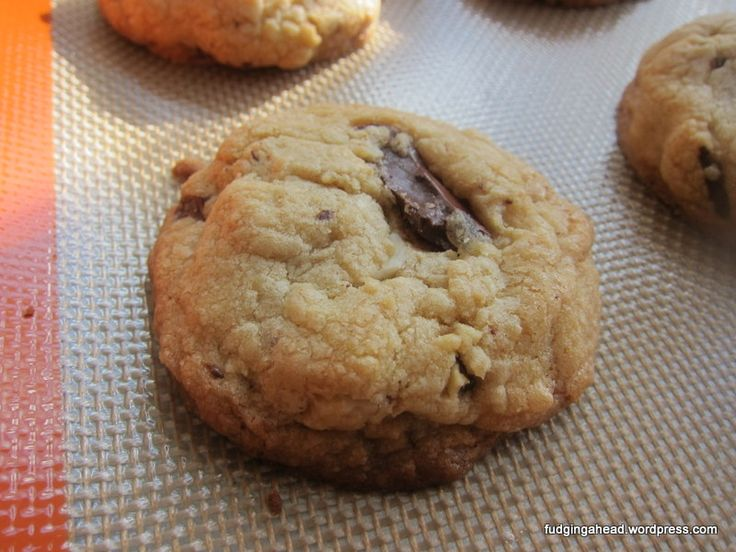 Perfect Chocolate Chip Cookies--The Non-Fussy Version