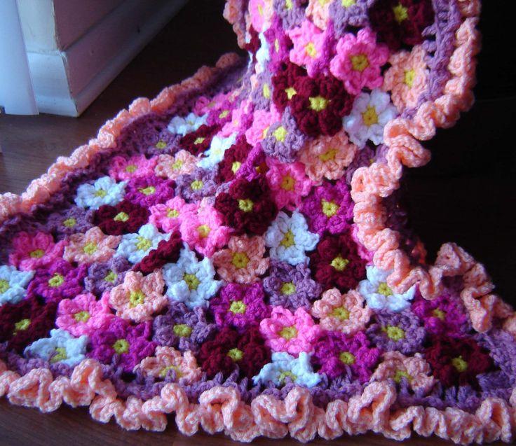 PDF Instant Download Crochet PATTERN No 272 by JTeasycrochet, $5.50