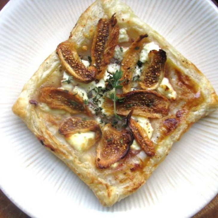 goat cheese and rosemary fig goat cheese tartelettes goat cheese ...