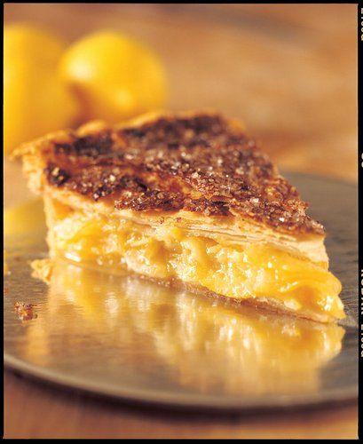 Shaker lemon pie | Food | Pinterest
