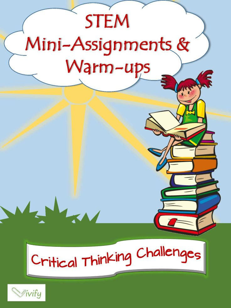critical thinking activities for math