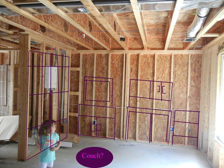 Rec Room furniture placement Rec Room