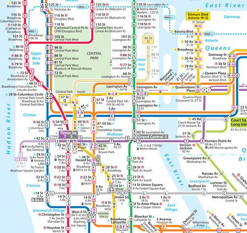 Ny subway schedule changes