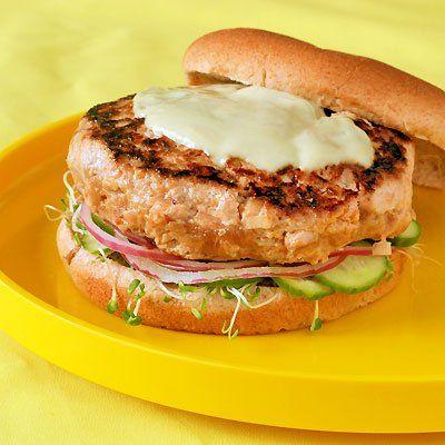burgers with wasabi ketchup recipe key ingredient with wasabi ketchup ...