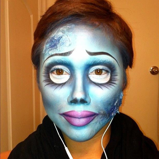 Corpse Bride Makeup Pictures : keirarowland: Corpse Bride :) Makeup Pinterest