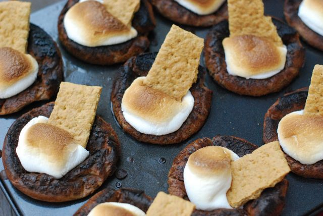 The Best Summer Breakfast Ever: S'more Popovers!