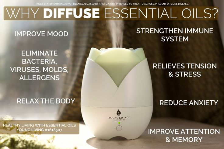 Why Diffuse Young Living Essential Oils  loveforoils1gmailcom