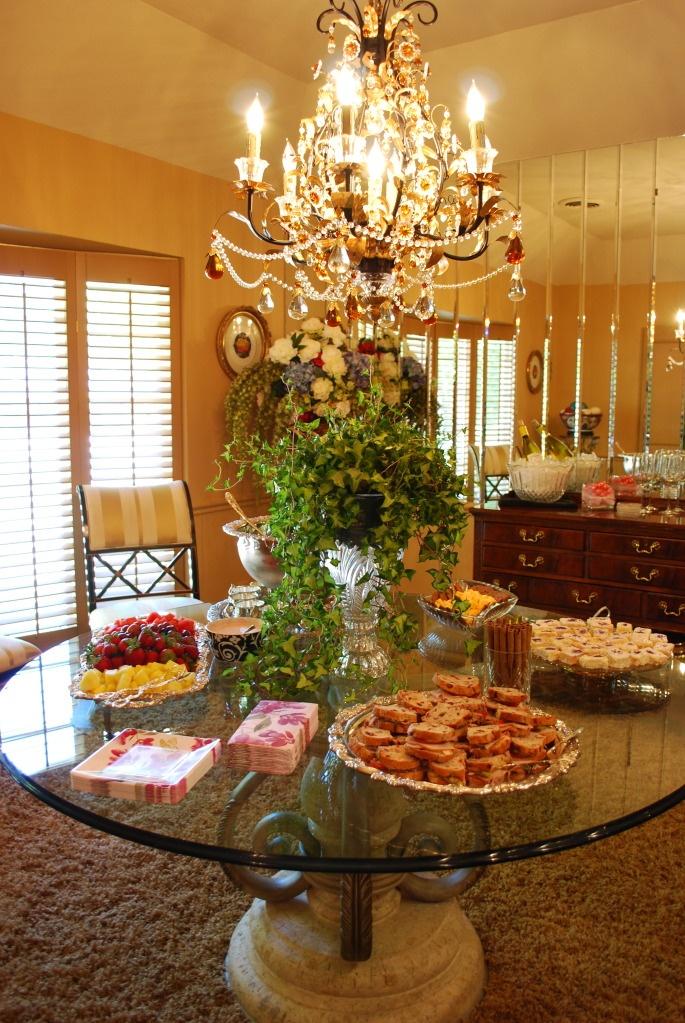 Bridal Shower Table | Wedding Ideas | Pinterest
