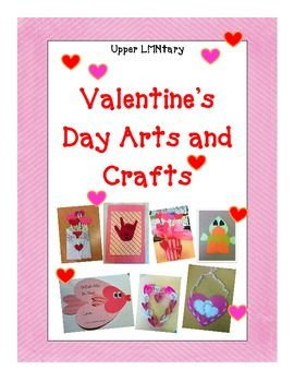 cute valentines day art projects