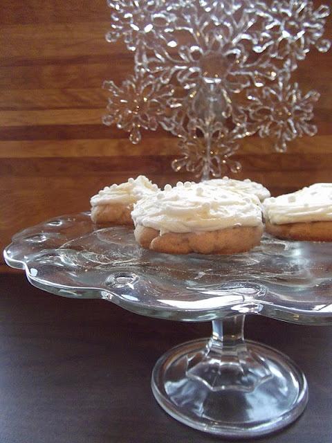 Vanilla Malt Soft Sugar Cookies | Favorite Recipes | Pinterest