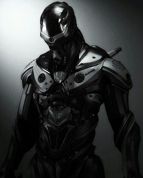ninja armor   Future stealth ninja armorFuturistic Ninja Armor
