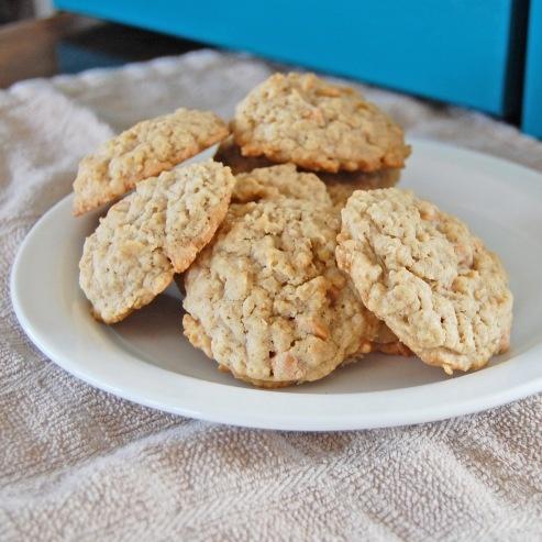 Oatmeal Butterscotch Cookies | treats! | Pinterest