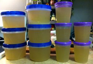 Easy Chicken Stock | Low Carb Deliciousness | Pinterest