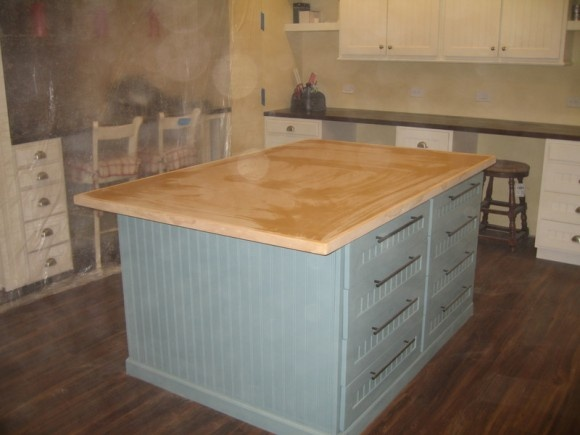 Paint Mdf Countertop : How to build a Painted MDF Countertop Furniture Projects Pinterest