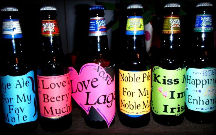 valentine's beer