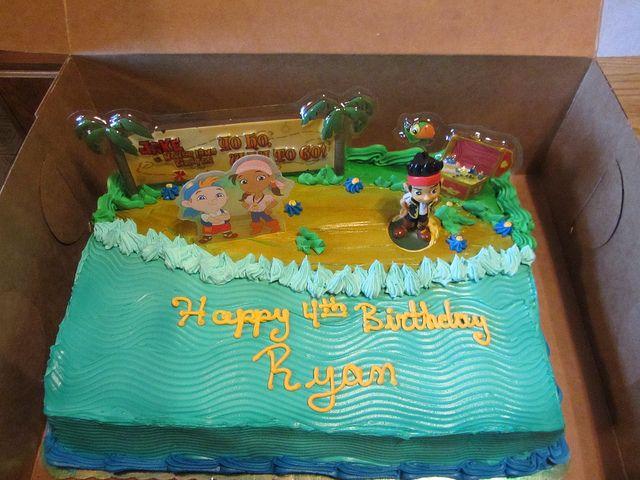 jake and the neverland pirates cake walmart - photo #4
