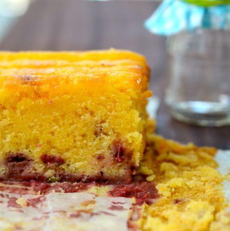 Strawberry Lemon Curd Cake | Yum | Pinterest