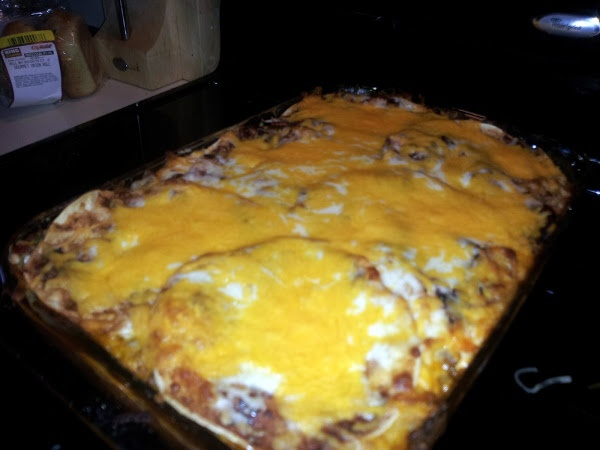 "Taco Lasagna! 4.62 stars, 26 reviews. ""I will make this with flour ..."