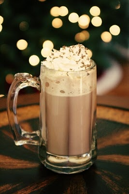 Hot Peppermint Patty | Christmas | Pinterest