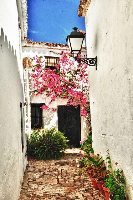 Castellar Viejo, Castellar de la Frontera  (Cádiz) Spain