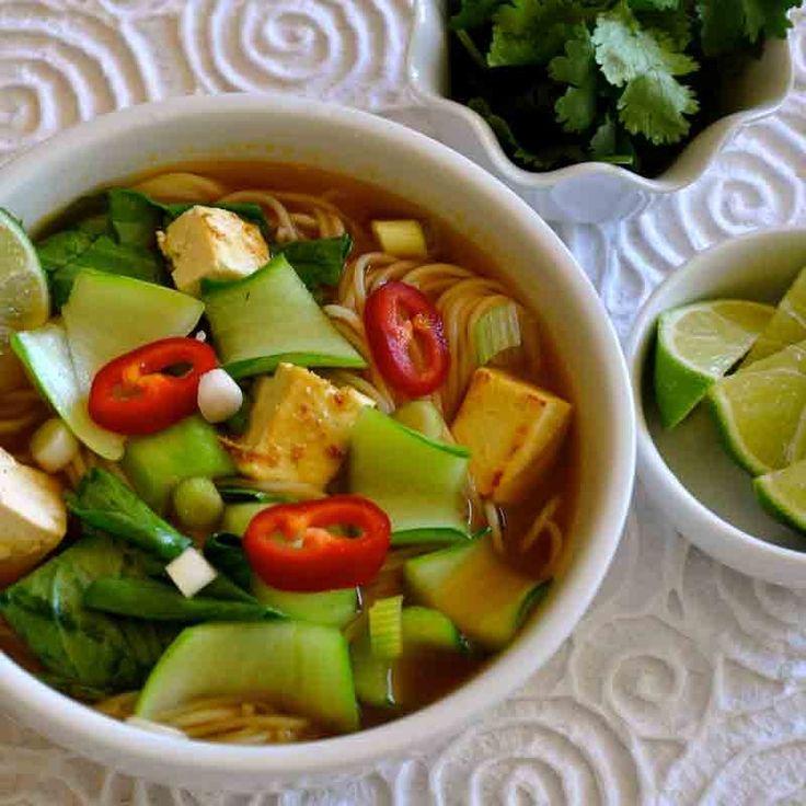 | Pho-geddaboudit: Ordinary Vegan's Vietnamese Vegan Pho Noodle Soup ...