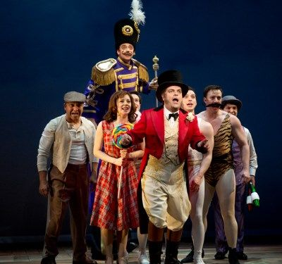 Big fish the musical opens oct 6 broadway nyc pinterest for Big fish broadway