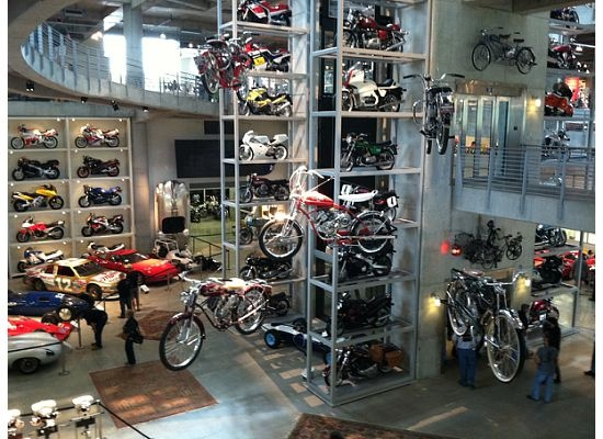 ... Barber Motorsports Parkway Museum. Its only 30 minutes from our