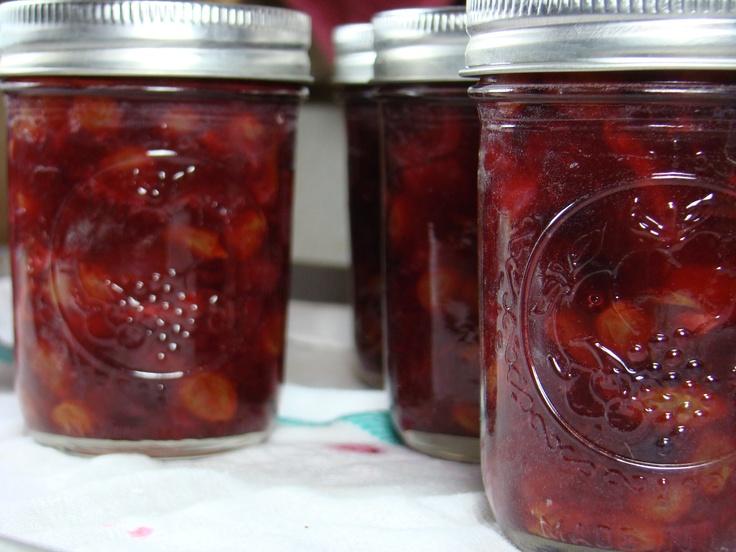 Cranberry Orangen Chutney Cranberry Ketchup — Rezepte Suchen