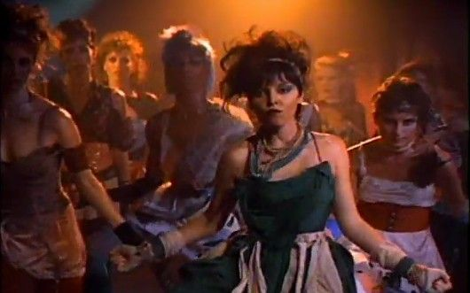 Pat Benatar 80s Fashion The famous pat benatar shimmy,