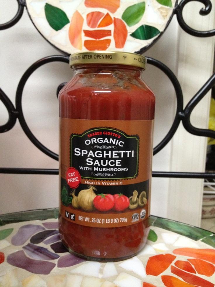 The best spaghetti sauce trader joe 39 s my fav grpcery for Trader joe s fish sauce